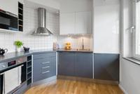 Modernt och snyggt kök